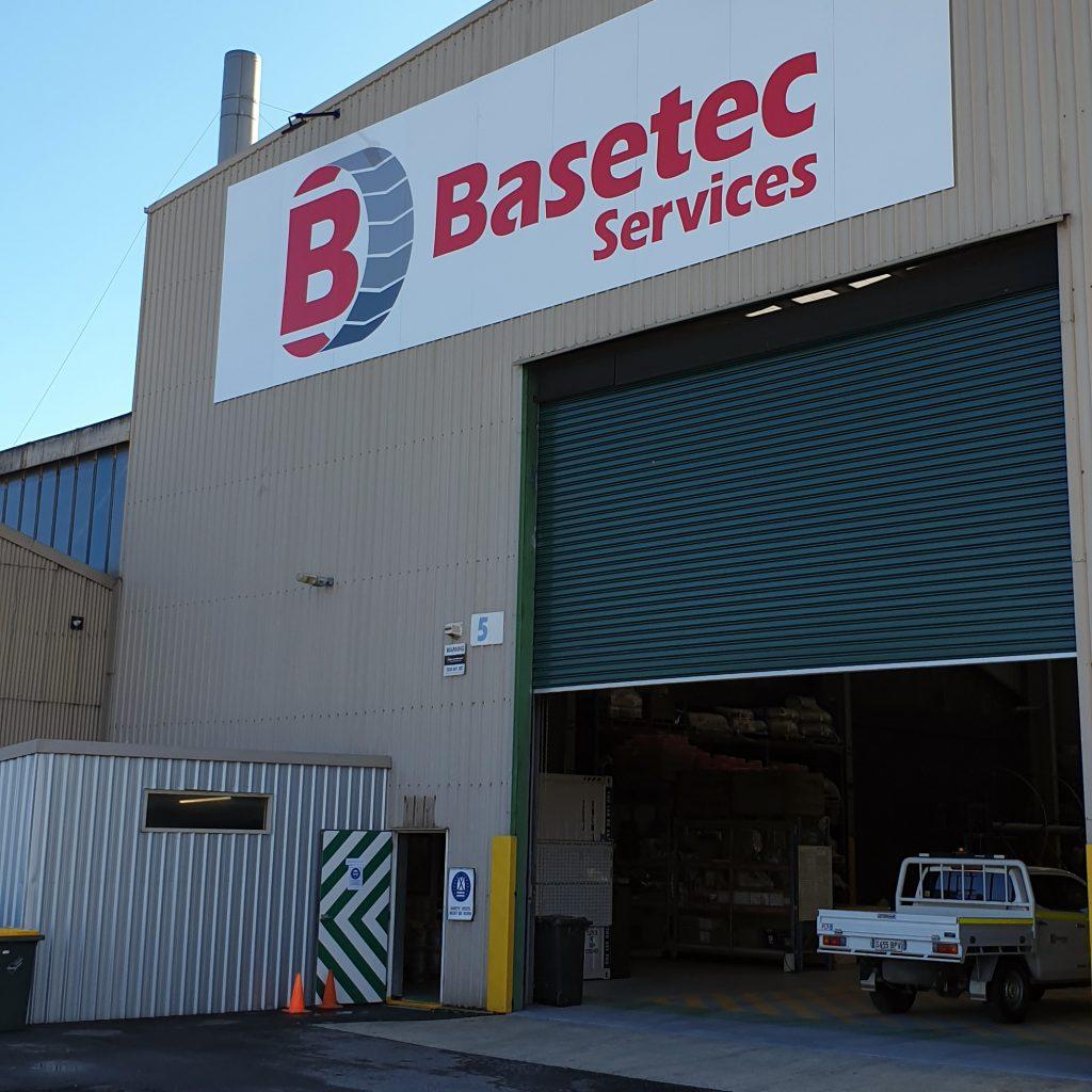 Basetec Services Factory Outside