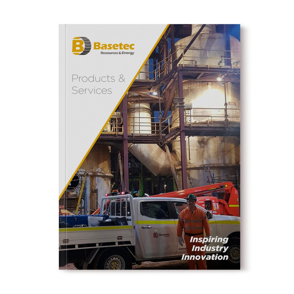 Basetec Services Resources & Energy Brochure